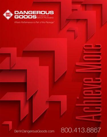 Dangerous Goods 2015 Catalog by Berlin Packaging - issuu a69289151e1