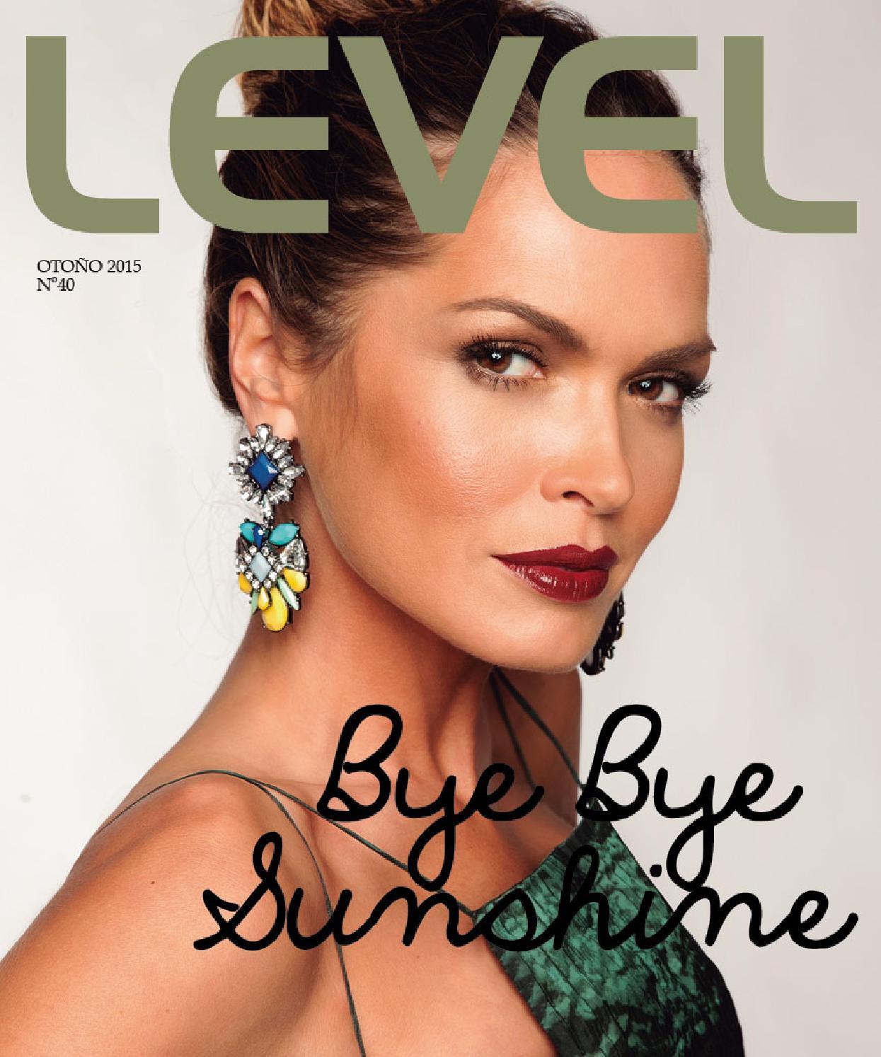 Level Otoño 2015 by Revista Level - issuu 67435d8c77f6