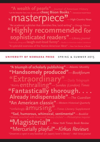 Springsummer 2015 catalog by university of nebraska press issuu page 1 fandeluxe Images