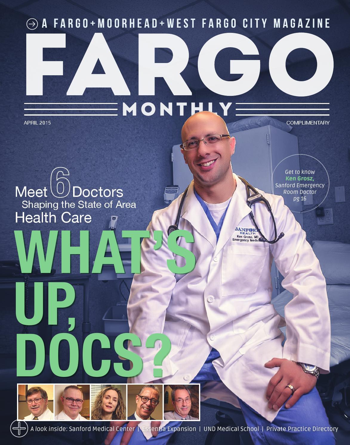 Sanford Fargo Emergency Room Doctors