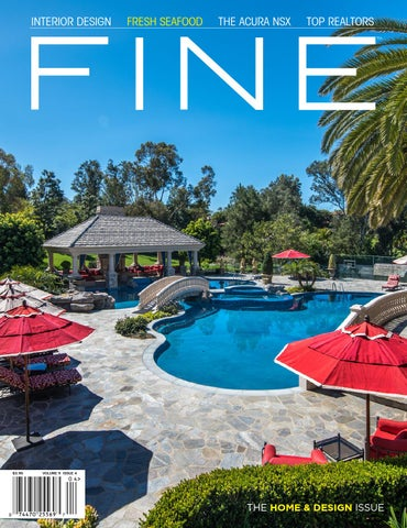 Fine Magazine The Home And Design Issue April 2015