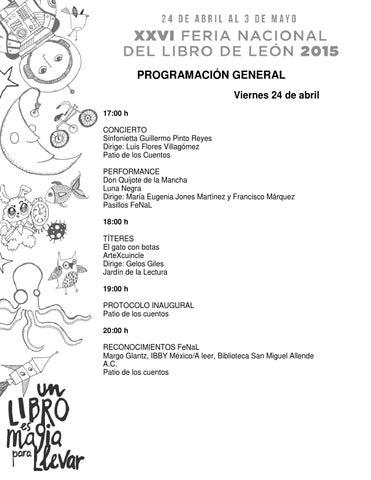 PRO Magazine León Edición 21 Abril 2015 by PRO Magazine León - issuu