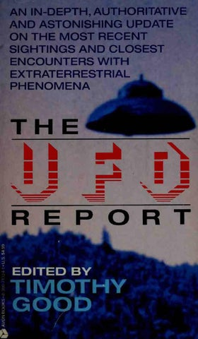 The Ufo Report By Lt Commander Gregory J Smith Issuu