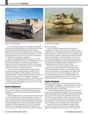 armor amp mobility march 2015 by tactical defense media issuu