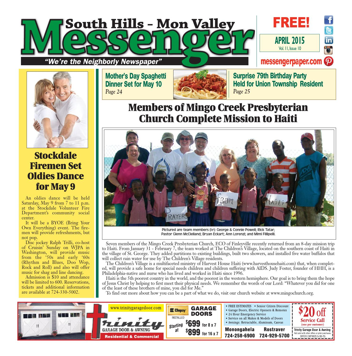 South hills mon valley messenger by south hills mon valley messenger south hills mon valley messenger by south hills mon valley messenger issuu fandeluxe Image collections