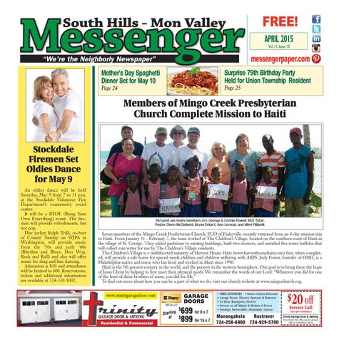 South hills mon valley messenger by south hills mon valley messenger page 1 fandeluxe Images