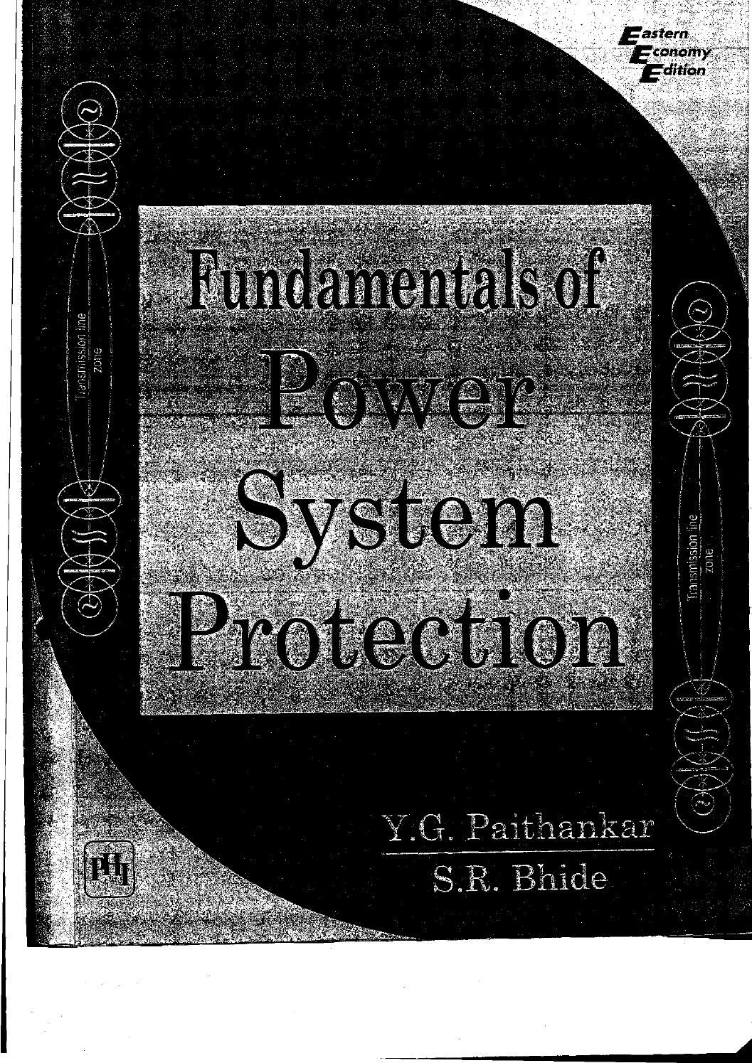Fundamentals Of Power System Protection By Td Issuu Mho Relay Working Principle