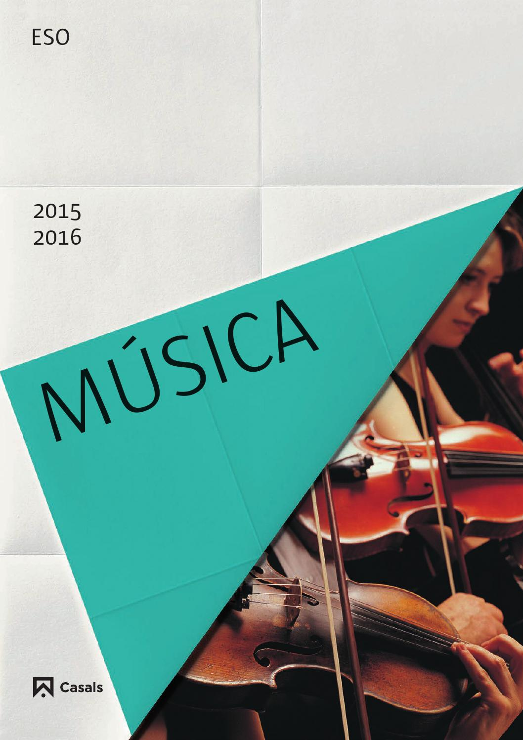 Música, Editorial Casals, 2015 by Editorial Casals - Issuu