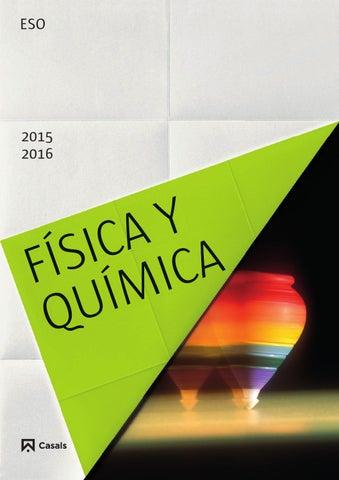 Fisica y Química, Editorial Casals, 2015 by Editorial Casals - issuu