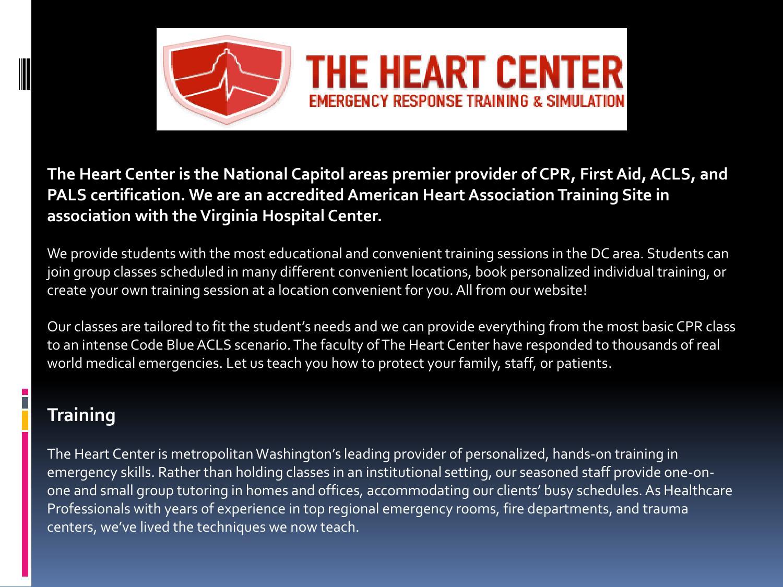 Online Bls Training By Heartcentertraining Issuu