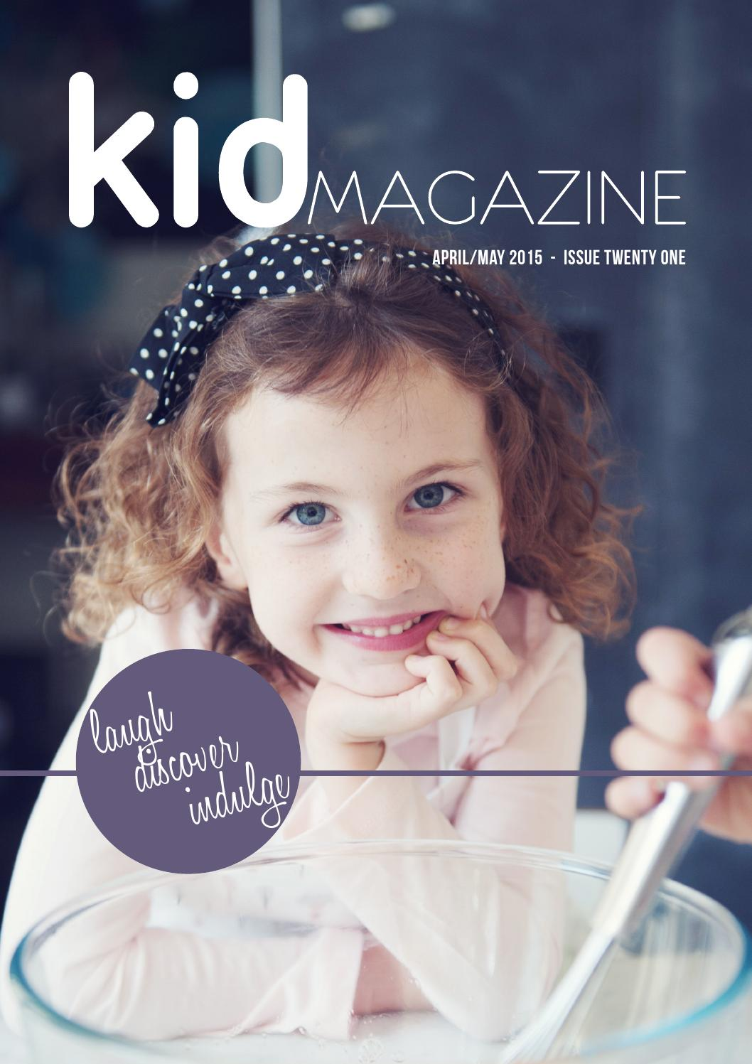 Kid Magazine Issue Twenty One