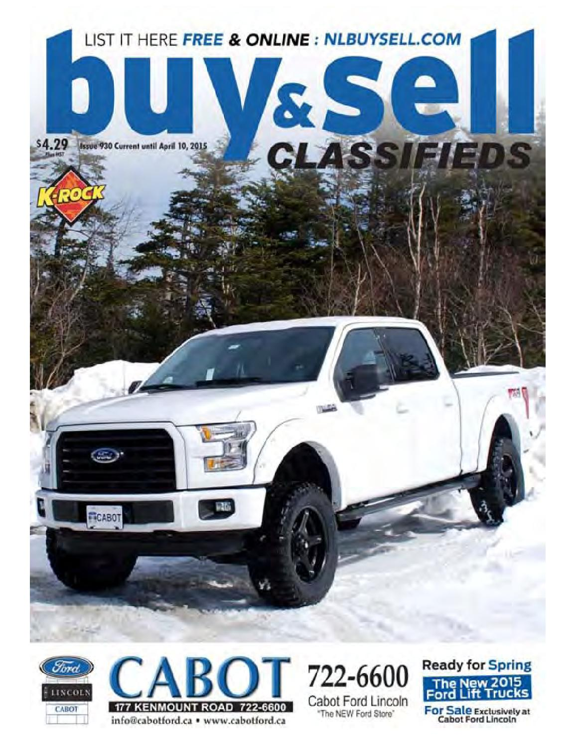 The Buy   Sell Magazine Issue 930 by NL Buy Sell - issuu c50123db76