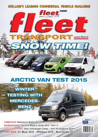 a1c05b876b Fleet Transport March 2015 by Fleet Transport - issuu