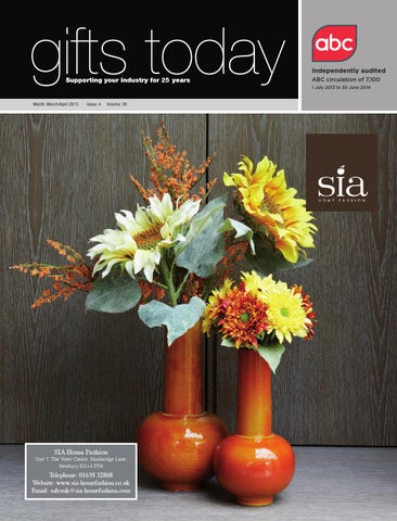 5a564932dd4f Gifts Today by Lema Publishing - issuu