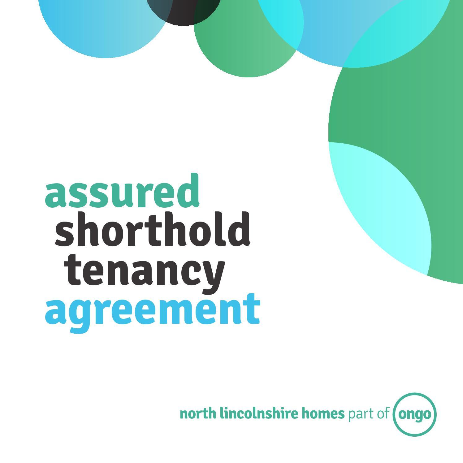 assured shorthold tenancies by Edward Shepley - Issuu