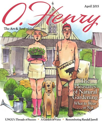 1fc97970b9 O.Henry April 2015 by O.Henry magazine - issuu