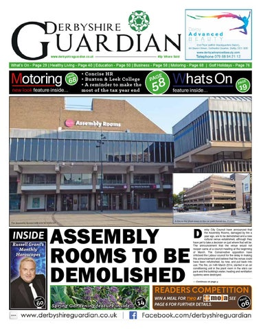 Derbyshire Guardian Issue 27 By The Derbyshire Guardian Issuu
