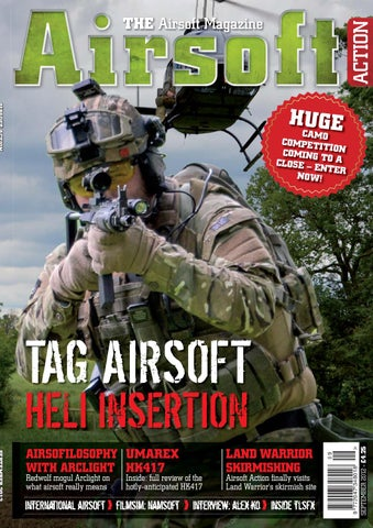 67ce857f843 Issue 13 - Sep 2012 by Airsoft Action Magazine - issuu