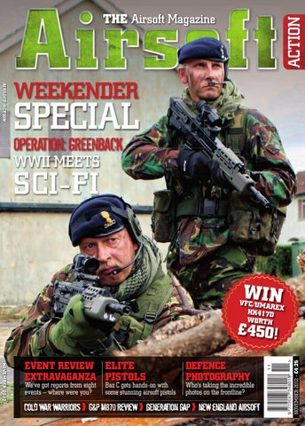 Issue 15 - Nov 2012 by Airsoft Action Magazine - issuu ba2d7ad6dbb3