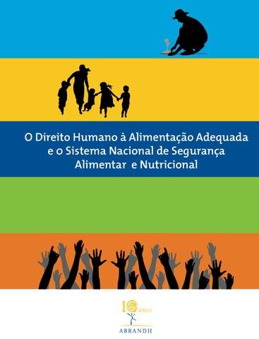 d8dc30146653d O Direito Humano à Alimentação Adequada e o Sistema Nacional de ...
