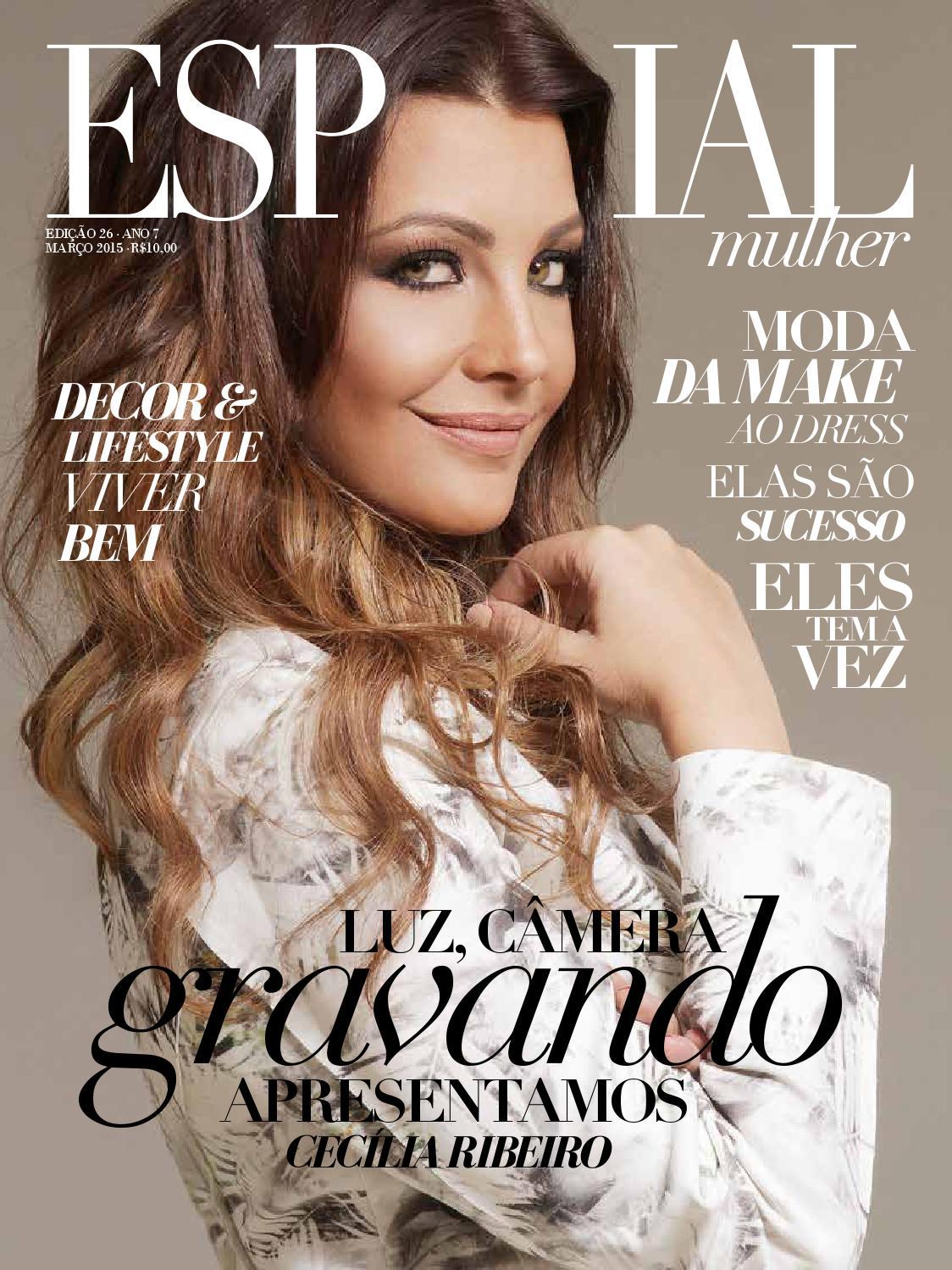 Revista Especial Mulher - Edição 26 by Revista Especial Mulher - issuu 2ada0cacc0