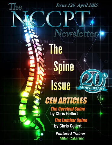The NCCPT April Newsletter by NCCPT - issuu