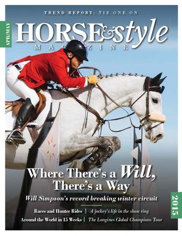dede95c20 Horse & Style Magazine April/May 2015 by Horse & Style Magazine - issuu