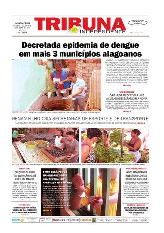 Edição número 2311 - 2 de abril de 2015 by Tribuna Hoje - issuu 1c44fcee70b0d