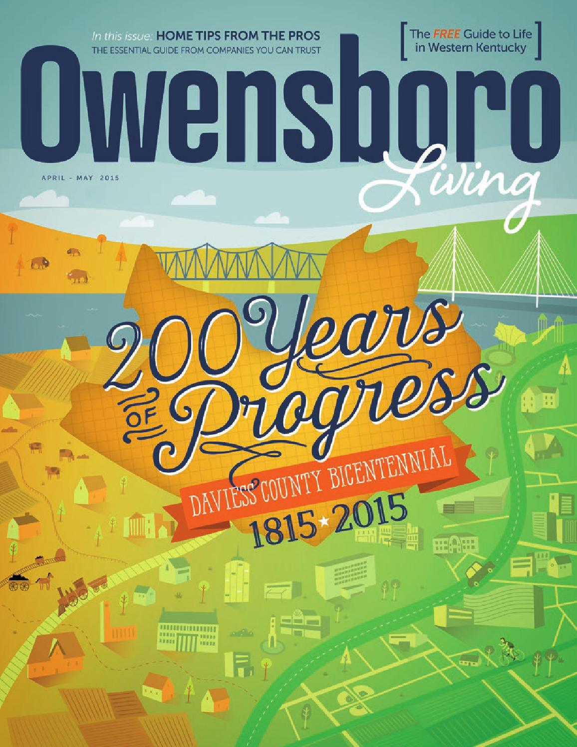 Owensboro Living April / May 2015 by Tanner Publishing Co ...