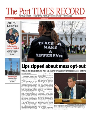 The port times record april 2 2015 by tbr news media issuu page 1 fandeluxe Image collections