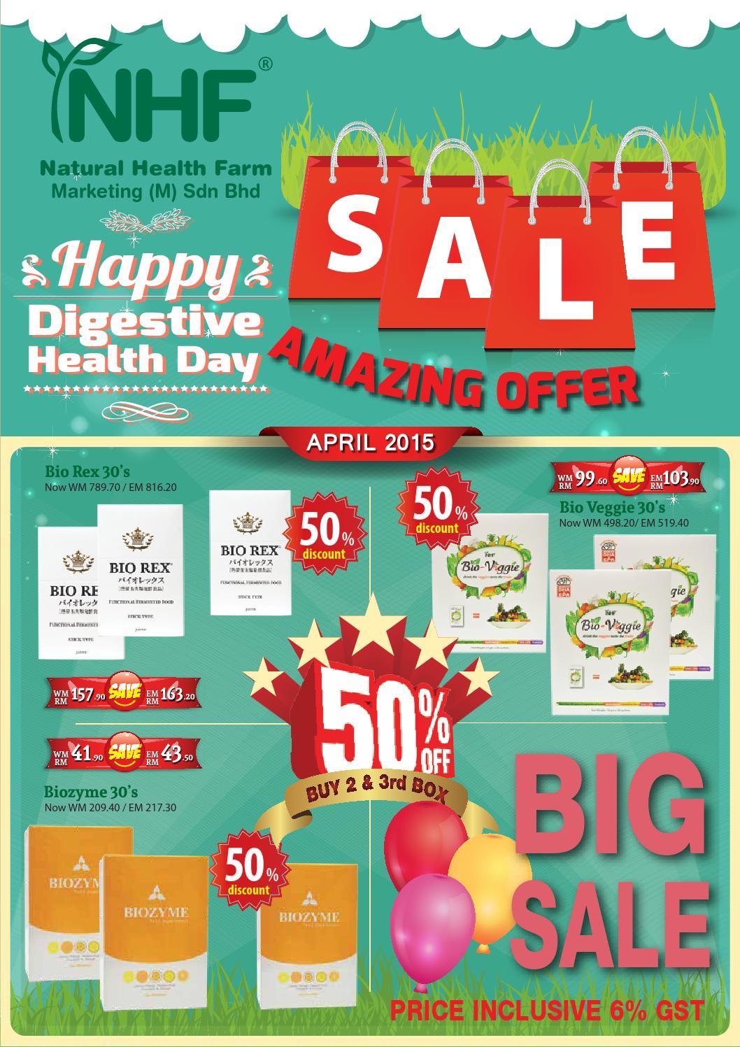 Natural Health Farm Marketing M Sdn Bhd