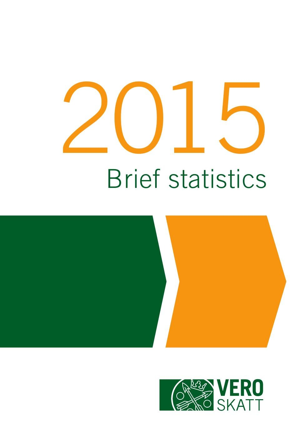 Finnish Tax Administration Brief Statistics 2015 by Verohallinto - issuu 0904755715