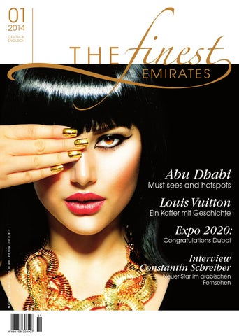 a88547a579dc0 The Finest Emirates Edition 1 Spring 2014 by The Finest Emirates - issuu