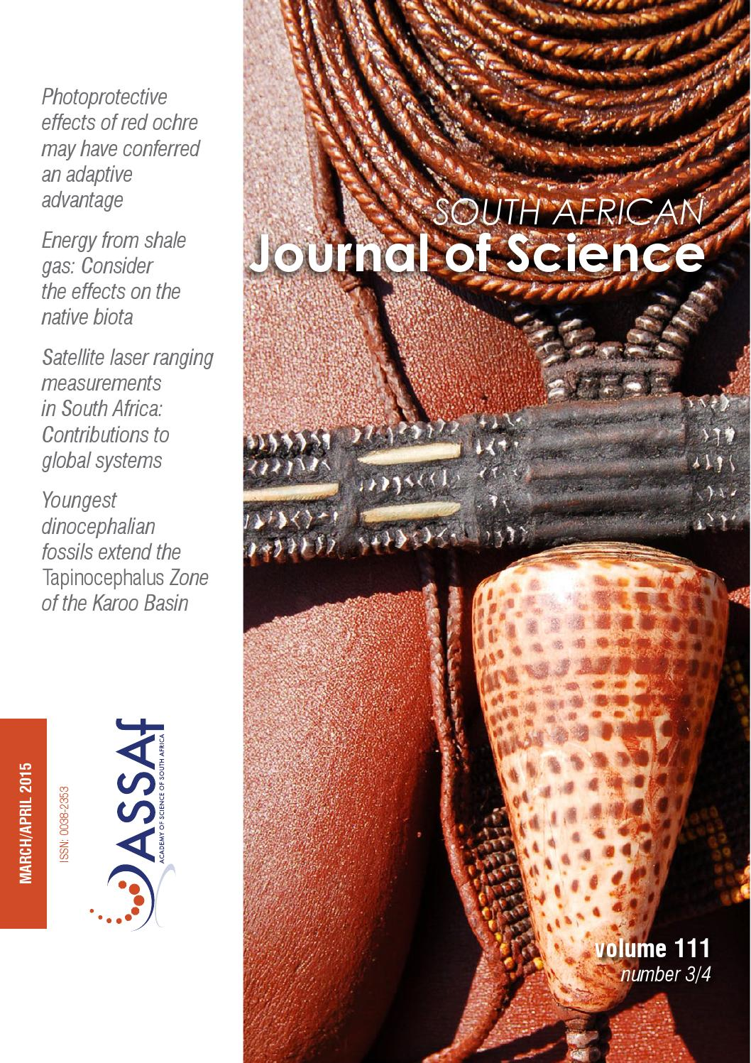 South African Journal Of Science Volume 111 Issue 3 4 By Rodin Coil Wiring Diagram Issuu