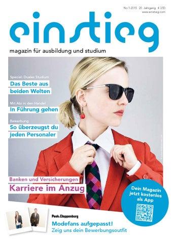 7072d569571c58 Einstieg Magazin 1 2015 by Einstieg GmbH - issuu