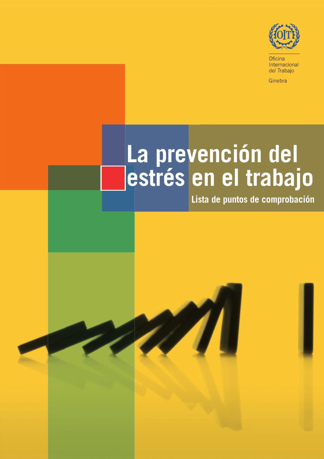 La prevencion del estres en el trabajo by Dario Cerezo - issuu
