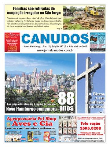 4dc734bb5 Jornal Canudos - Edição 390 by Jornal Canudos - Reportagem - issuu