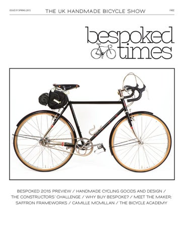 bespoked times issue 01