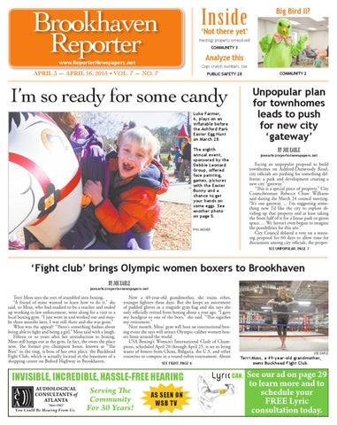 04-03-2015 Brookhaven Reporter by Reporter Newspapers - issuu