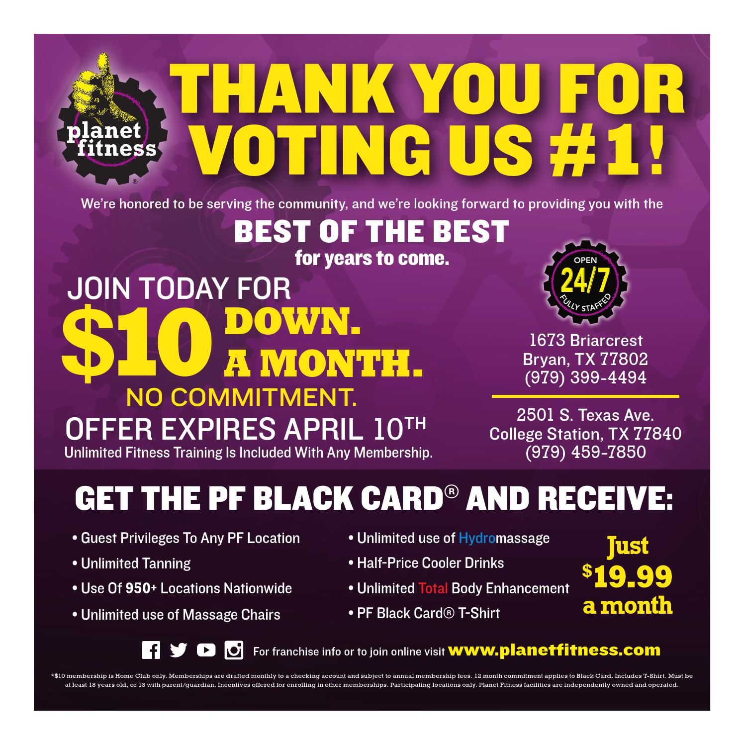 can you tan at planet fitness without black card