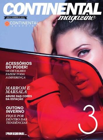 3a5d1e1bd Continental Magazine Ed 03 by Profashional Editora - issuu