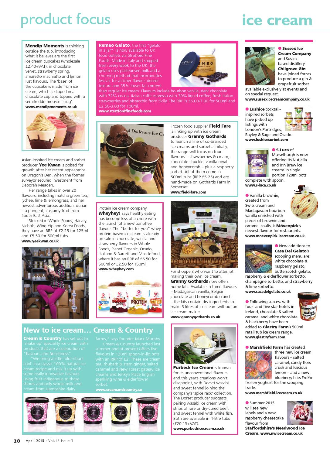 FFD April 2015 by Guild of Fine Food - issuu
