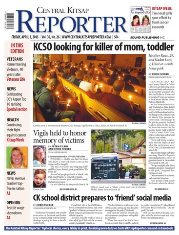 Central Kitsap Reporter April 03 2015 By Sound Publishing Issuu