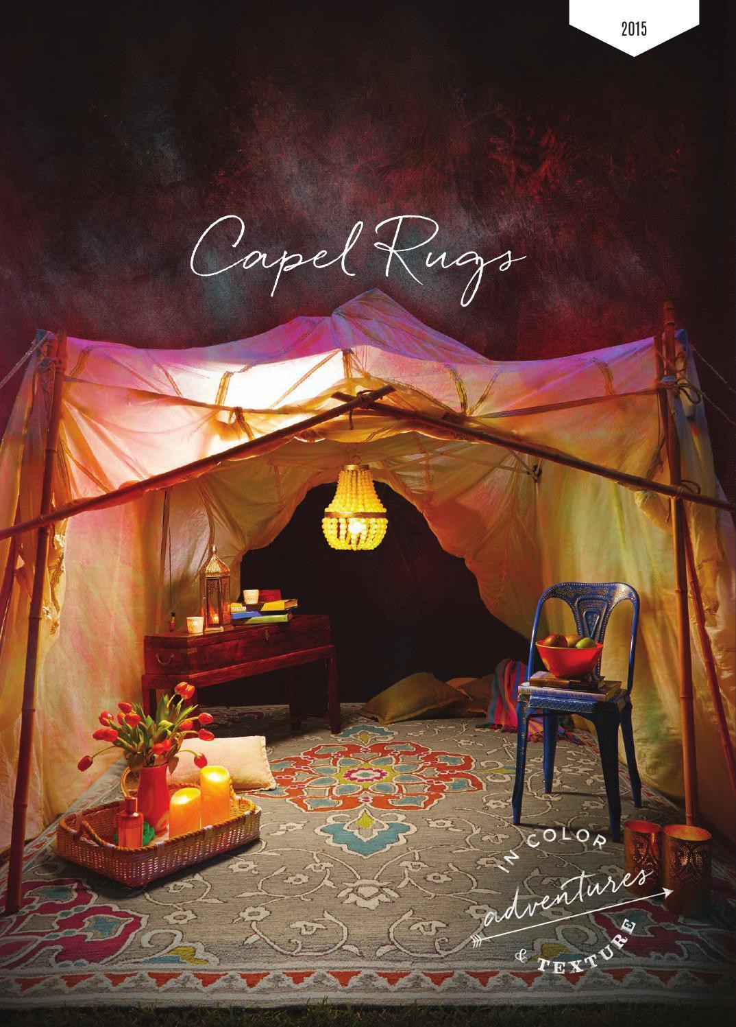 359c166c8ea4f Capel Rugs 2015 Catalog by Capel Rugs - issuu