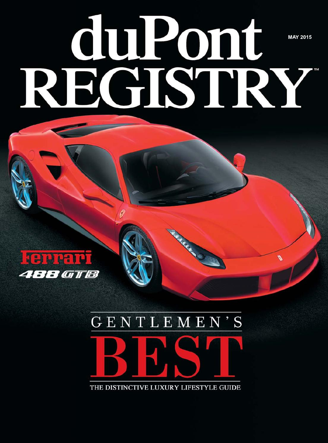 DuPontREGISTRY Autos May 2015 By DuPont REGISTRY   Issuu