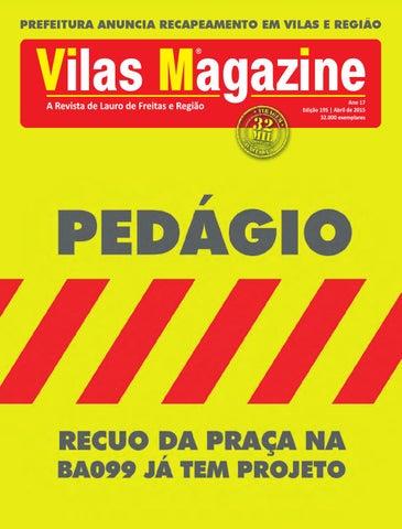 4993d0f6220ed Vilas Magazine   Ed 195   Abril de 2015   32 mil exemplares by Vilas ...