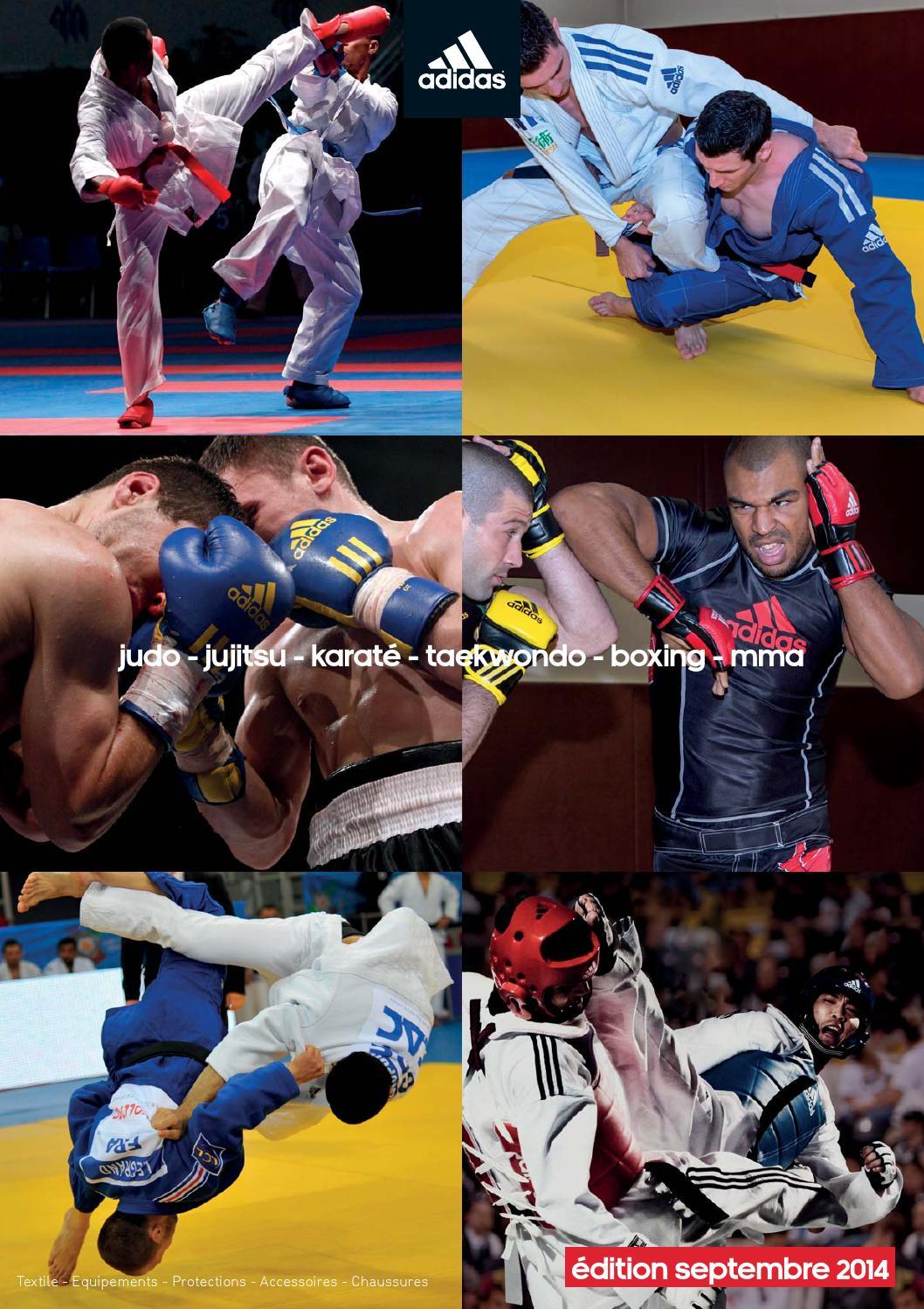 Catalogue français sports de combat ACTIVITY SPORT by