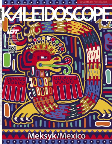 Kaleidoscope April 2015 By Lot Polish Airlines Issuu