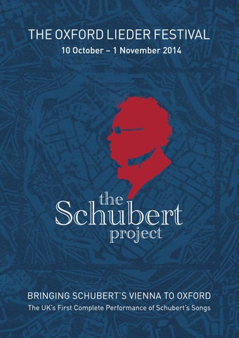 The Schubert Project By Sholto Kynoch