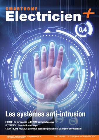 smarthome lectricien 56